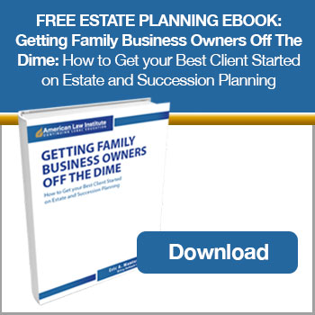 Free Estate Planning EBook